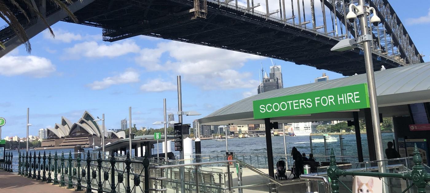 Scooter Rentals/Hire Sydney Melbourne Brisbane